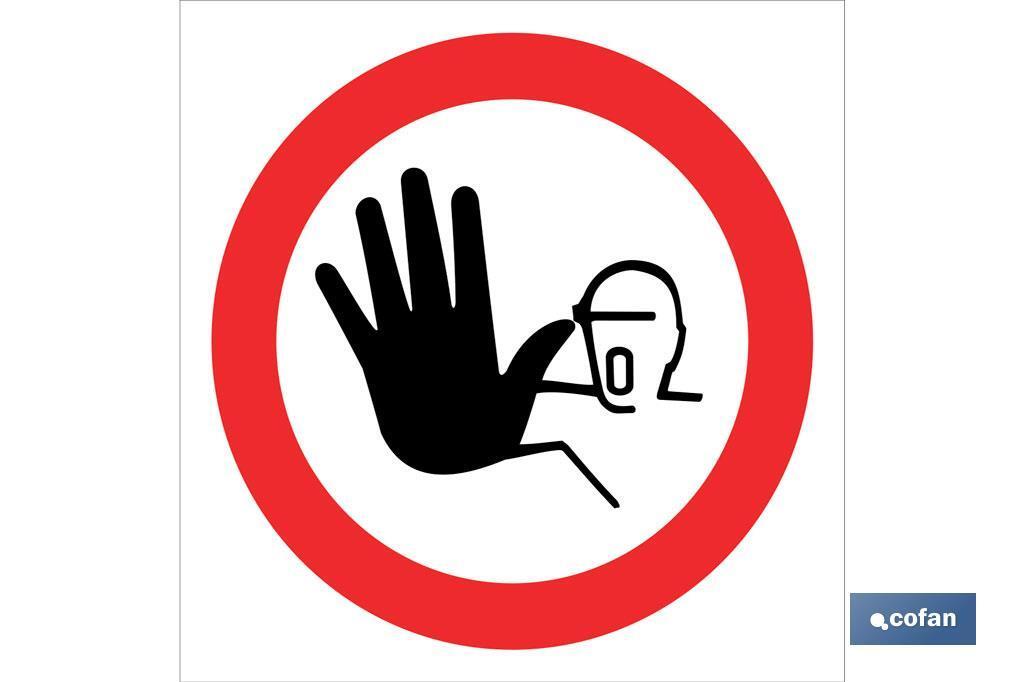 eslabones, protecci/ón de Obras de Acero Divers/ /Cadena Rojo de Color Blanco 5/m Cadena Advertencia de 5/mm Cadena de elevaci/ón